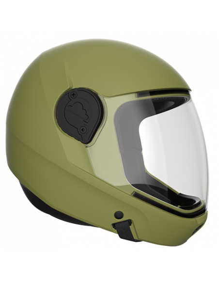 G4 Vollvisier Helm Tactical green